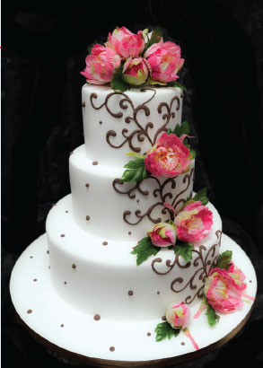 Affordable Wedding Cakes Indianapolis